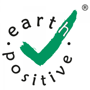 Logo Earth Positive BLCKFRST
